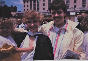 my graduation with Tim and Caitlin (2) (1)